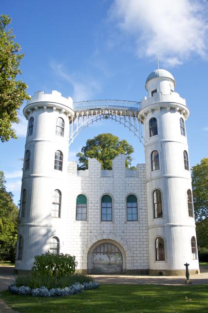Дворец Павлиний Остров