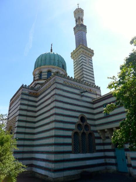 Мечеть Потсдам